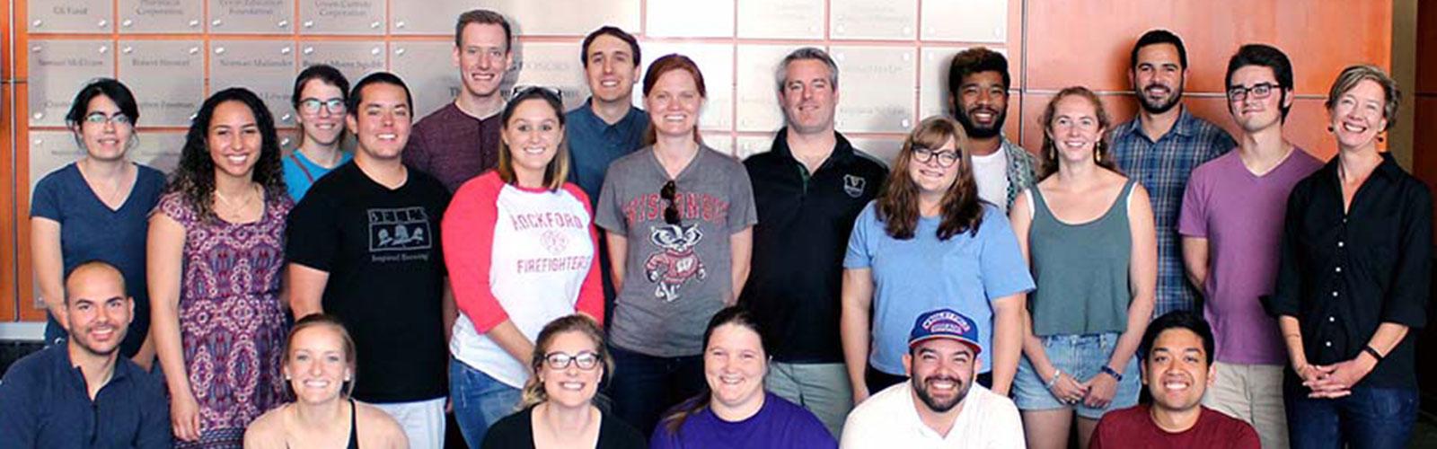 Photo of CBIT group