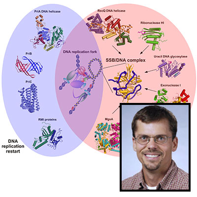 James Keck science profile